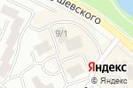 Схема проезда до компании Прима-облік, ТОВ в Броварях