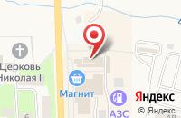 Схема проезда до компании Никольская юридическая фирма в Никольском