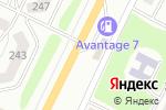 Схема проезда до компании Киоск по продаже фастфудной продукции в Броварях