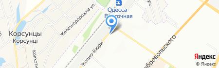 Завтра Суворовского района на карте Одессы
