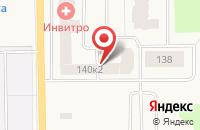 Схема проезда до компании ПЯТОЕ КОЛЕСО в Никольском
