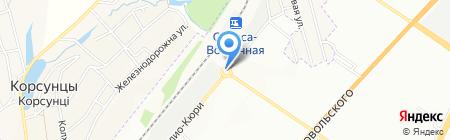 GlassNeptun на карте Одессы