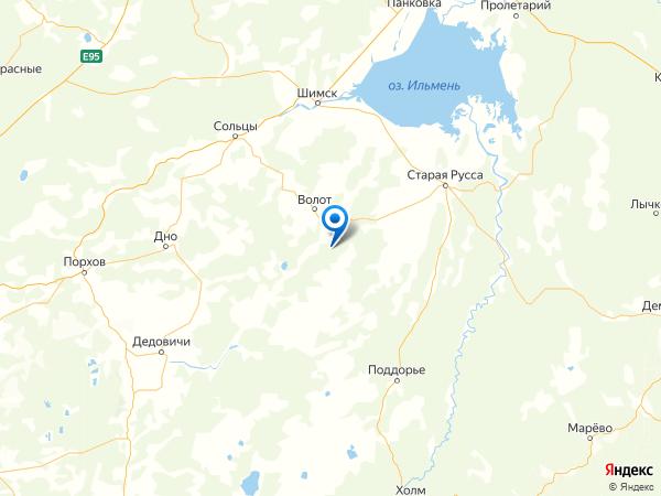 населенный пункт Давыдово на карте