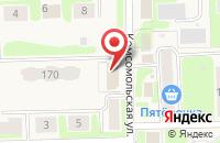 Схема проезда до компании Северо-Западный банк Сбербанка России в Никольском