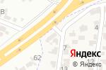 Схема проезда до компании Mobil1 center в Крыжановке