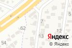 Схема проезда до компании Нотариус Марченко О.Н. в Крыжановке