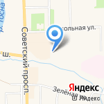 Тосно-Про-Сервис на карте Санкт-Петербурга