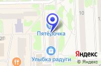 Схема проезда до компании СТРОИТЕЛЬНО-МОНТАЖНАЯ ФИРМА ГАРАНТ-СЕРВИС в Никольском