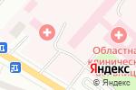 Схема проезда до компании Одесская областная научная медицинская библиотека, КУ в Одессе