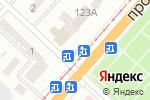 Схема проезда до компании КредитКафе в Одессе