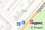 Схема проезда до компании Оптика-люкс в Одессе