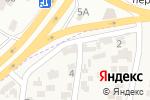 Схема проезда до компании Мастерская по пошиву авточехлов в Крыжановке