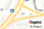 Схема проезда до компании Gas Point в Крыжановке