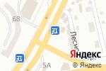 Схема проезда до компании Профессионал в Крыжановке