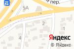 Схема проезда до компании Вишенка в Крыжановке
