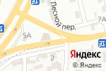 Схема проезда до компании Наша ряба в Крыжановке