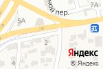Схема проезда до компании Первая кровельная в Крыжановке