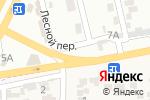 Схема проезда до компании Статус в Крыжановке