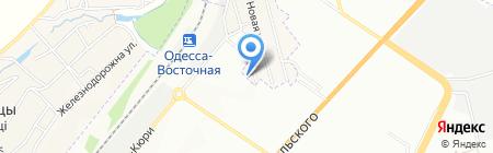 Indeco на карте Ильичёвки