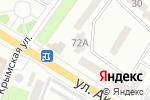Схема проезда до компании Klever в Одессе