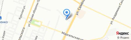 Карамель на карте Одессы