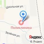 Взрослая поликлиника на карте Санкт-Петербурга