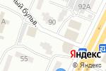 Схема проезда до компании Шкатулка в Одессе
