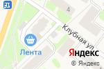 Схема проезда до компании Киоск по продаже фруктов и овощей в Отрадном