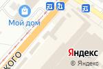 Схема проезда до компании Deep.ua в Одессе