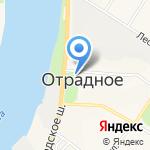 100 услуг на карте Санкт-Петербурга