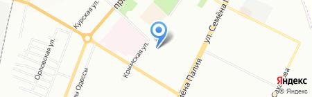 Эллада на карте Одессы