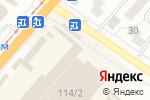 Схема проезда до компании Марквет в Одессе