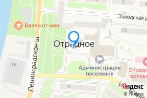 Сдается двухкомнатная квартира в Отрадном Кировский р-н, Отрадненское городское поселение