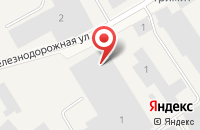 Схема проезда до компании Тубопласт-Отрадное в Отрадном