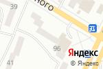 Схема проезда до компании Торі в Одессе