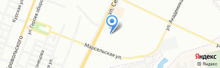 Land-IT на карте Одессы
