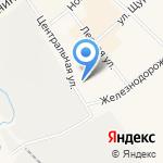 Магазин игрушек на карте Санкт-Петербурга