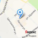 Стройоптторг на карте Санкт-Петербурга