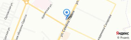 Аннушка хелс кеа на карте Одессы