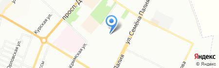 Одесская общеобразовательная школа №15 I-III ступеней на карте Одессы