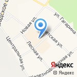 Фотосалон на карте Санкт-Петербурга