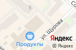 Схема проезда до компании Магазин товаров для рыбалки в Отрадном