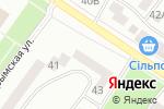 Схема проезда до компании Бармаглот в Одессе