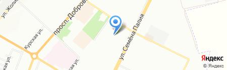 В кругу друзей на карте Одессы
