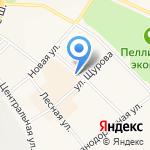 Магазин семян на карте Санкт-Петербурга