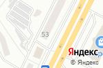 Схема проезда до компании Улыбка в Одессе
