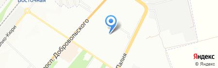 Одесская специализированная школа №17 I-III ступеней с углубленным изучением английского языка на карте Одессы