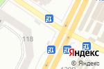 Схема проезда до компании Векка в Одессе