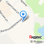 ДЮСШ на карте Санкт-Петербурга
