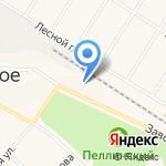 Салон внутридомового газового оборудования на карте Санкт-Петербурга